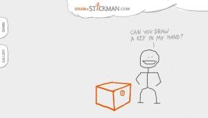 Draw a stickman.com