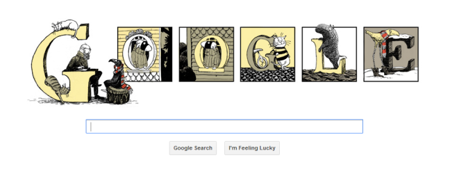 Edward Storey Google Doodle